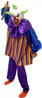 Evil Clown Costume